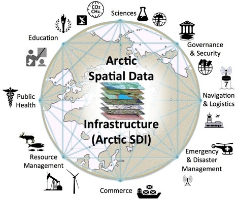 OGC requests information to guide Arctic Spatial Data Pilot | Geophysical Data Science | Scoop.it