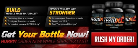 TESTO XL - ABSOLUTELY GET RISK FREE TRIAL   Amazing Boost Your Muscle With Testo XL   Scoop.it