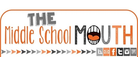 The Middle School Mouth: More on Interactive Notebooks | K-12 Connected Learning | Scoop.it