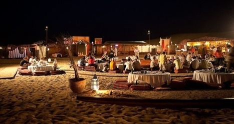Plan For A Magical Overnight Desert Camping In UAE - Dubai Tour Company | Dubai News & Views | Scoop.it