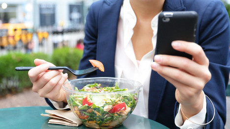 Use Text Reminders To Encourage Healthier Eating   Naturopathy   Scoop.it