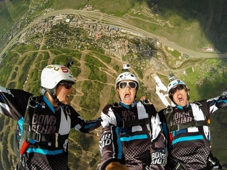 GoPro's Andrew Shipp: Create Amazing Social Media Content — Now - Small Business Trends   Swing your communication   Scoop.it