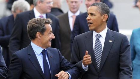 Dans son livre, Sarkozy évoque une campagne entre Bush et Obama… qui n'a jamais eu lieu | Crise de com' | Scoop.it