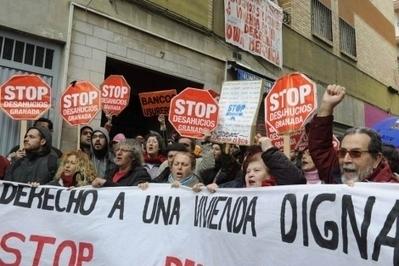 El Tribunal de Justicia de la UE declara incompatible el sistema de desahucios en España   Commercial evictions   Scoop.it