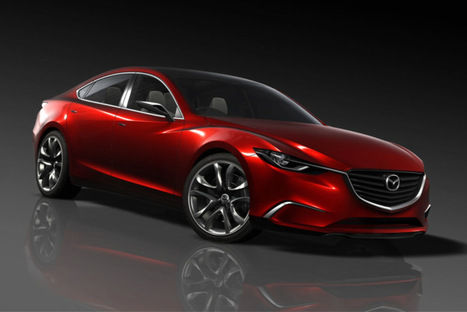 Mazda Takeri Concept Previews Mazda's Next Midsize Sedan : Discovery Channel | What Surrounds You | Scoop.it