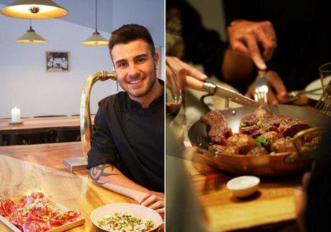 Toc Toque Chef ! Chez Kevin d'Andréa, chef du Mensae - Journal des femmes   Gastronomie Française 2.0   Scoop.it