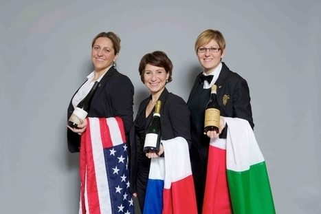 A Spirited Salute: The Dorchester Collection's New Women In Wine Road Trip | Vitabella Wine Daily Gossip | Scoop.it