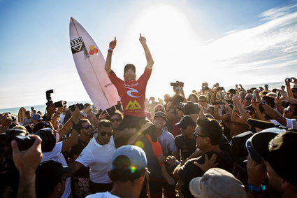 Rip Curl Pro Portugal Recap | DriftingThru.com | surfer | Scoop.it