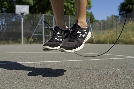 How Jumping Rope Can Keep You Fit AND Trim | Exercise | Scoop.it