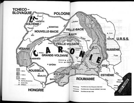 Peut-on cartographier la fiction ? Problèmes de toponymie romanesque (Vers une géographie littéraire) | Histoire et géographie-TICE-Lycée professionnel. | Scoop.it