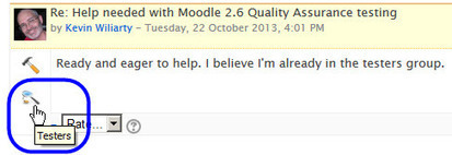 Using Moodle: Help needed with Moodle 2.6 Quality Assurance testing | Educational Scoops | Scoop.it