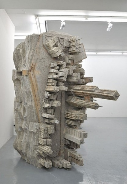Liu Wei: Cityscape Installations | arts visuels | Scoop.it