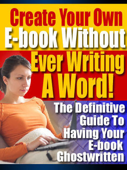 Create Your Own Ebook Without Ever Writing One Word | LibriPass | Scoop.it
