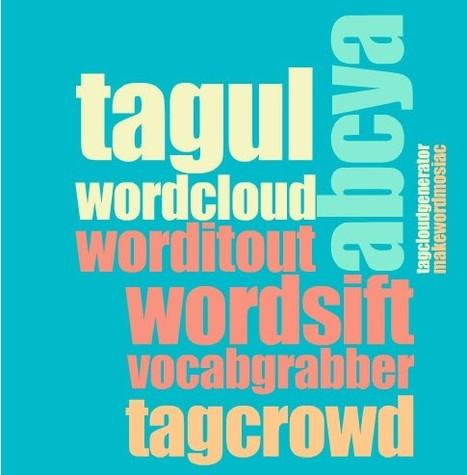 Ten Other Word Cloud Generators | Social media and education | Scoop.it