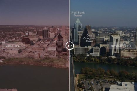 Austin, then and now | Geography Education | Scoop.it