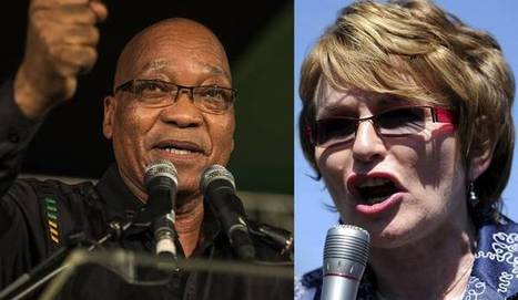 Election 2014: The ANC/DA's high-stakes pendulum - Daily Maverick   Local politics   Scoop.it