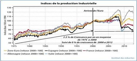 L'homme qui disait déjà en 2000 que l'Euro allait amener à trop de maisons en Espagne, trop de fonctionnaires en France, trop d'usines en Allemagne | 694028 | Scoop.it