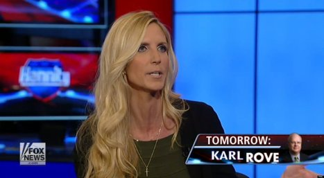 WATCH: Ann Coulter's Outrageous Comments   human rights   Scoop.it