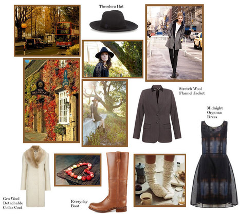 Autumnal Inspiration: Falling in love with fall • Jigsaw Says Blog | Womens Fashion | Scoop.it
