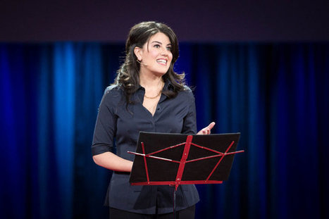 Monica Lewinsky Breaks Her Public Silence With a TED Talk | Digital Transformation of Businesses | Scoop.it