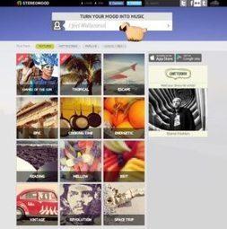 Stereomood : la musique selon votre humeur | Wallyzorus | Wallyzorus | Scoop.it
