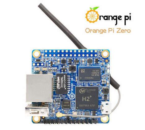 Orange Pi Zero : le mini PC quadricoeur à moins de 7€ | Cyber ferme | Scoop.it
