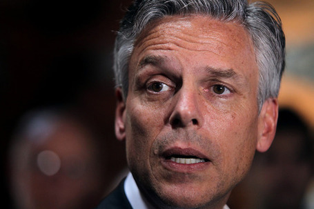 "Huntsman won't attend GOP convention until party can ""put our country before politics"" 