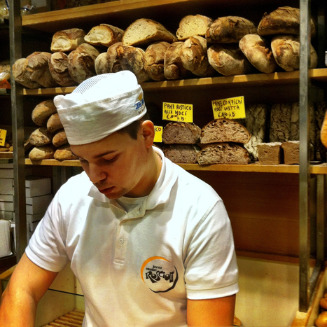 Italy's Financial Crisis Means More (Bread) Dough At Home - NPR (blog) | bread | Scoop.it