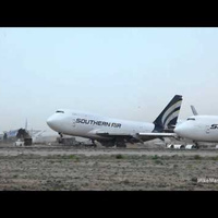 Crazy Video of 747 Jumbo Lifting Without Engines In the Middle of a Storm | Strange days indeed... | Scoop.it
