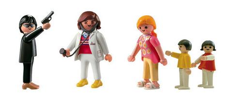 Playmobil, plus qu'une marque de jouets : un culte, une déferlante, une source d'inspiration… | Jouets enfant | Scoop.it