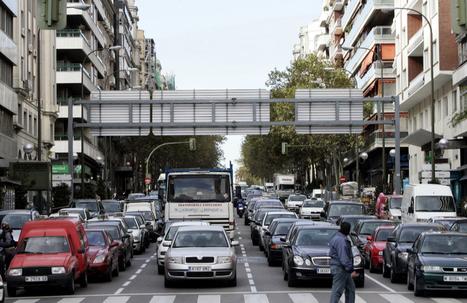 El 80% del ruido que sufren los habitantes de una vivienda proviene del tráfico | Ordenación del Territorio | Scoop.it
