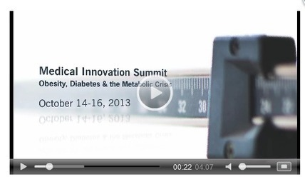 Thoughts from Cleveland Clinic's 2013 Medical Innovation Summit, Day 1 | Media Psychology and technology | Scoop.it