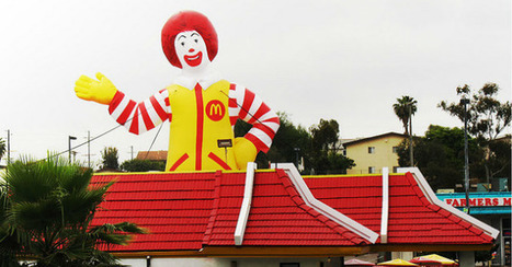 McDonald's accusé d'avoir dissimulé un milliard d'euros au Fisc | Actualité de l'Industrie Agroalimentaire | agro-media.fr | Scoop.it