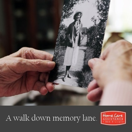 What is Reminiscence Therapy?   Home Care Assistance   Scoop.it