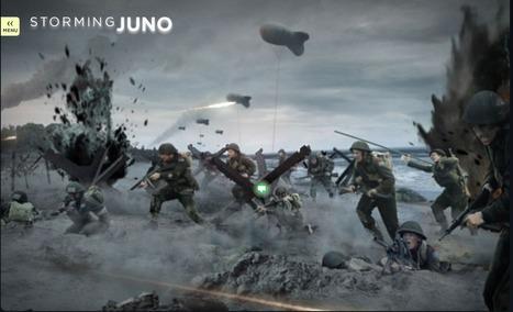 Storming Juno | Interactive & Immersive Journalism | Scoop.it