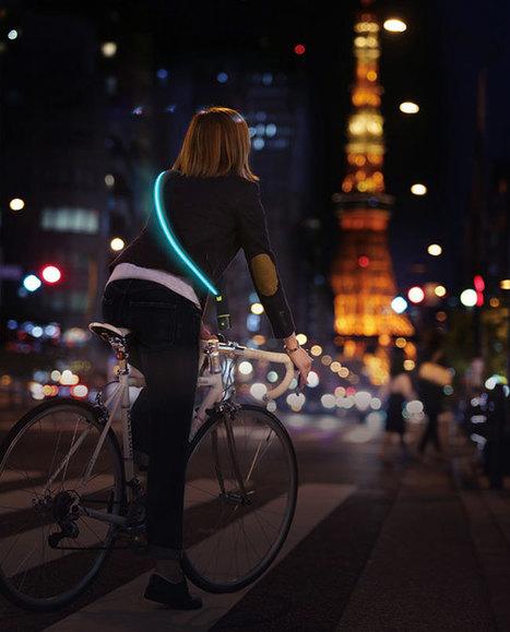 City Firefly : un antivol pour voir et être vu - Chasseurs de cool | Ma veille - Technos et Réseaux Sociaux | Scoop.it
