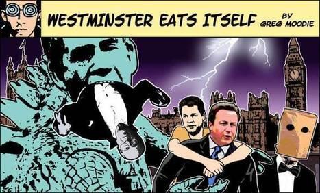 Westminster Eats Itself | kitnewtonium | Scoop.it
