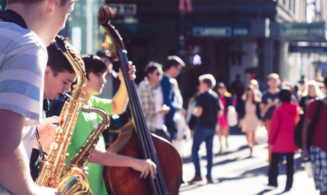 Why your brain acts like a jazz band - Futurity | Learning & Mind & Brain | Scoop.it