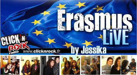 Erasmus Live: La voix des étudiants des 4 coins d'Europe | Langues Education | Scoop.it