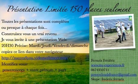 Frederic Ferraris - Grenoble, Power Clouds, Fontanil-Cornillon, Rhone-Alpes, France | Facebook | Construisez votre avenir | Scoop.it
