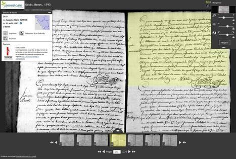 Genealogie.com signe un accord avec les Archives départementales de Seine ... - Archimag | Rhit Genealogie | Scoop.it