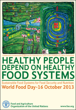 FAO: World Food Day | AgroWorld - September | October 2013 | Scoop.it