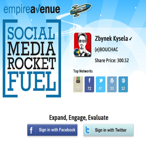 Get some rocket fuel for your social media influence! | optioneerJM | Scoop.it
