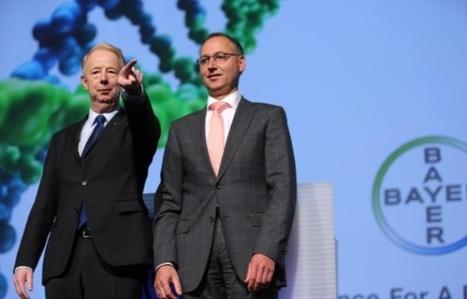 Bayer interpellé par un million de personnes, inquiètes de ses pesticides «tueurs d'abeilles» | AMAP - Bio | Scoop.it