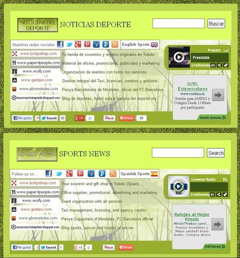 Información sobre NoticiasdelDeporte.com | Noticias del Deporte - Sport News www.noticiasdeldeporte.com | Scoop.it