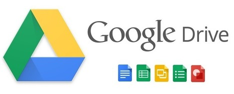 Bien débuter avec Google Drive | Time to Learn | Scoop.it