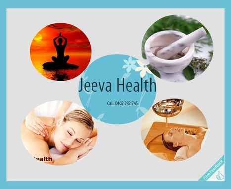 Experienced Ayurveda Doctors and Practitioners | Jeeva Health - Ayurveda in Australia | Scoop.it