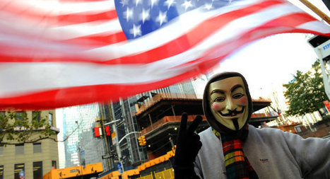 Occupy Visa? Occupy Wall Street May Be Getting a Credit Card - DailyFinance | The Exit from Oblivion | Scoop.it