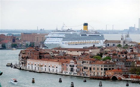 Call for action after cruise ship scare in Venice | La Gazzetta Di Lella - News From Italy - Italiaans Nieuws | Scoop.it