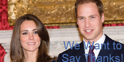 Kate Middleton & Prince William have release a joint statement after the birth of their baby - MyProffs | myproffs.co.uk - Entertainment | Scoop.it